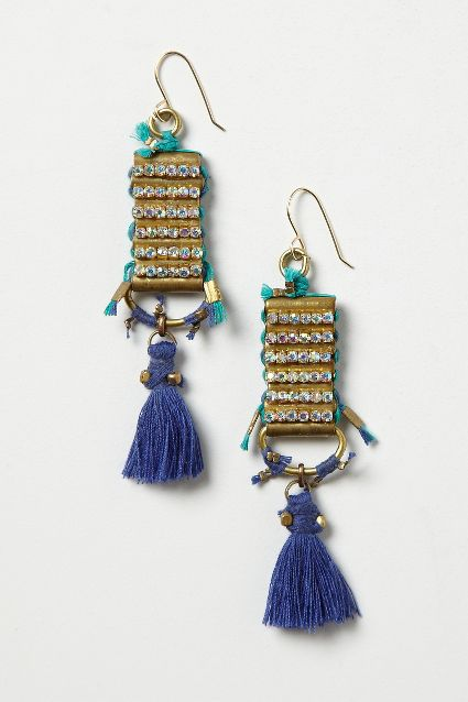 Tassels are Awesome 20 Jewelry Designs and Tutorials to Inspire