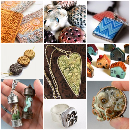 polymer-clay-inspiration-collage