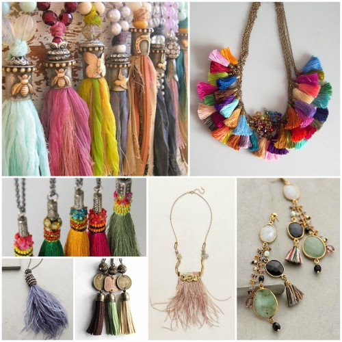Tassels Are Awesome 20 Jewelry Designs And Tutorials To
