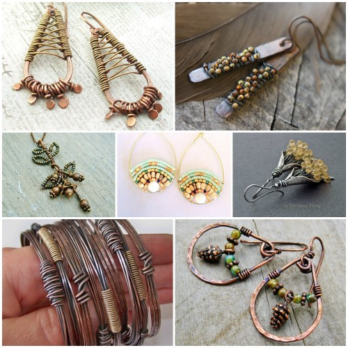 wire-wrap-inspiration-collage