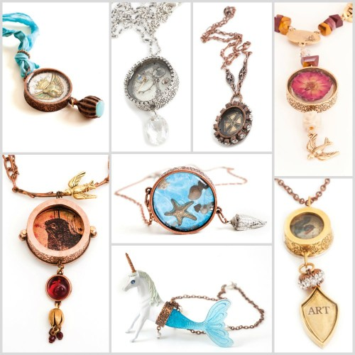 open-pendants-inspiration-collage