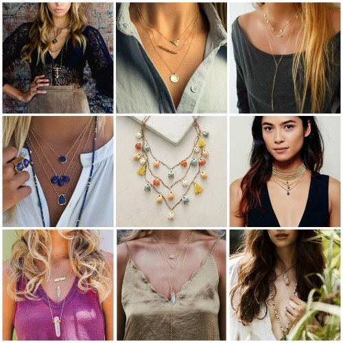 f09664a721163 Jewelry Trends 5 Inspirational Ways to Layer Necklaces