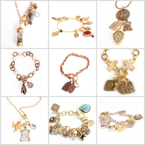 retiring-charms-inspiration-collage
